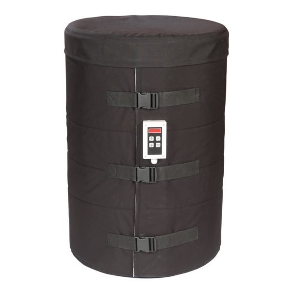 ThermoBlanket Drum Heating Blanket 0-90C With Lid